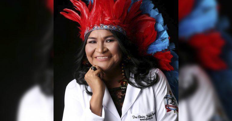 Médica indígena vence batalhas para oferecer atendimento ao seu povo 1