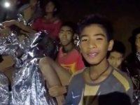 último garoto treinador retirados caverna tailandia