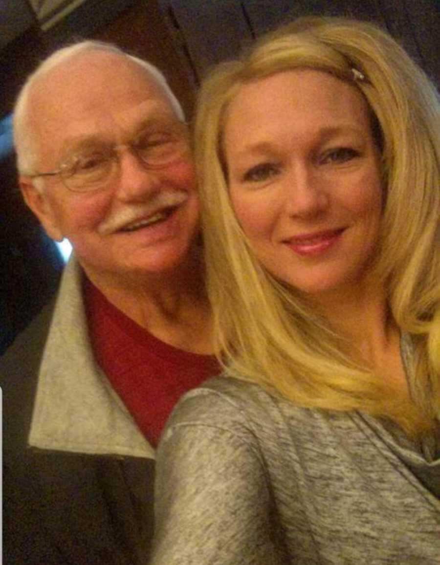 pai alzheimer reza filha amigo lixeiro