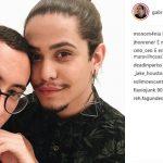 solimões curte comenta fotos filho com namorado