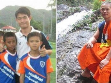 garotos presos caverna tailândia