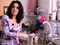 mulher conecta à mãe morreu através desconhecidos