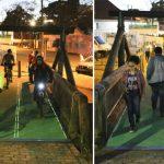 curitiba inaugura ciclovia gera energia limpa movimento