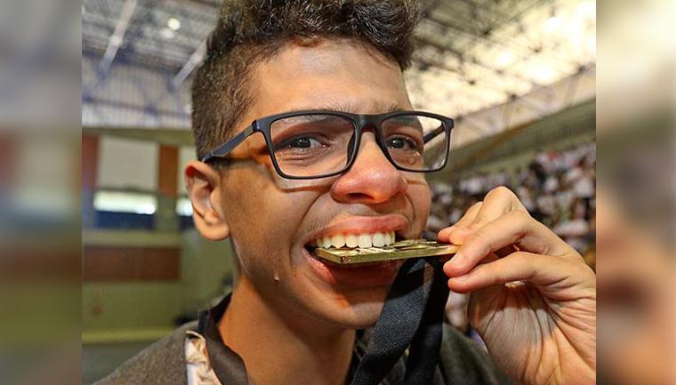 estudantes nordestinos medalhas olimpíada história