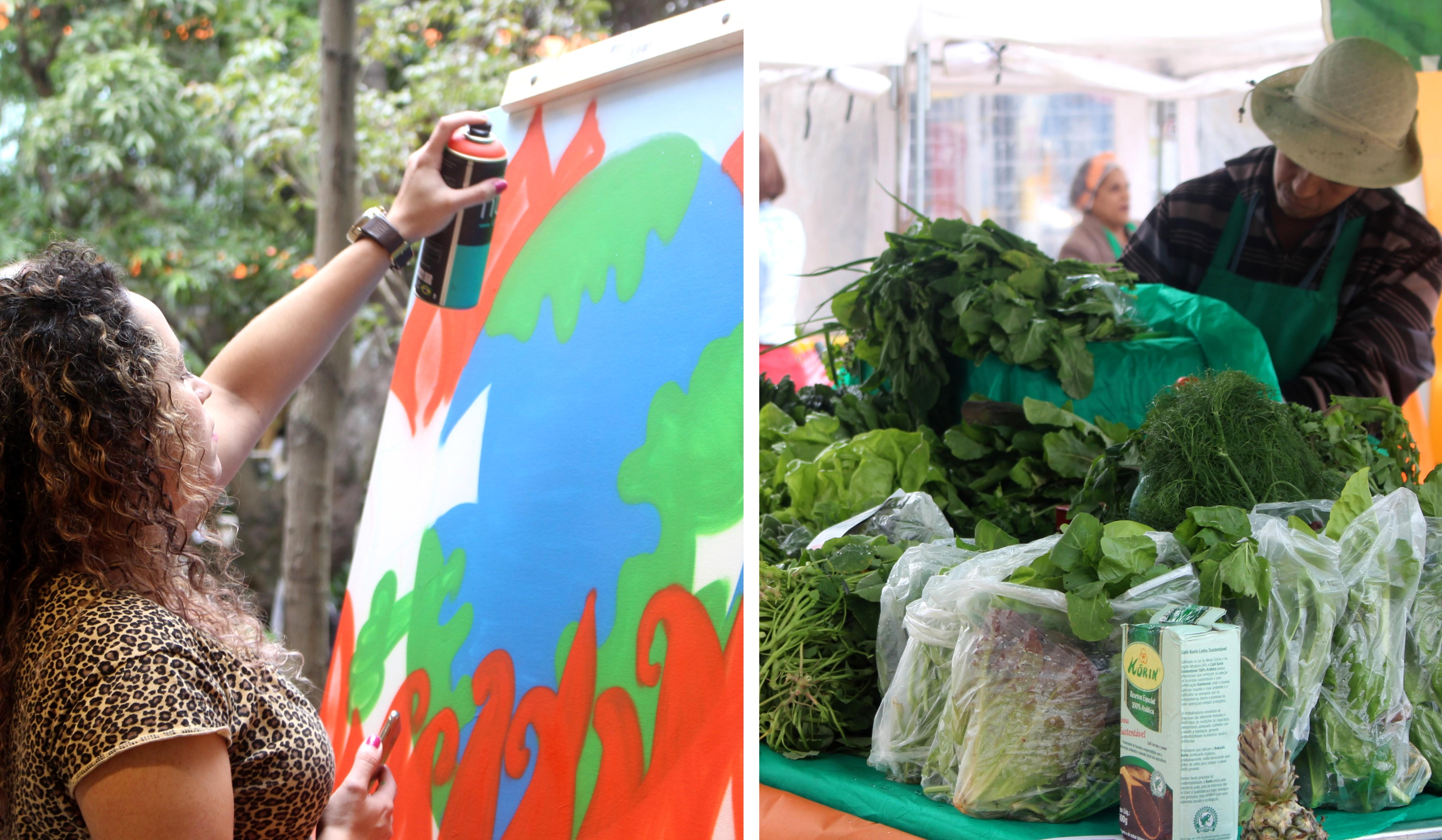 Evento promove sustentabilidade e investe em ideais ecológicos 1
