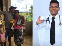 filho lavradores quilombola médico povoado sergipe