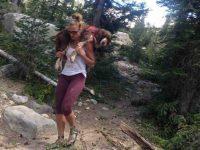 mulher resgata cachorro montanha 3 mil metros