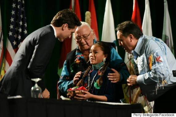 menina indígena nobel infantil paz