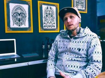 tatuador incentiva doação medula após transplantes