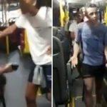 Adolescente defende mulher assédio ônibus atitude corajosa