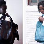 Bolsas brasileiras feitas haitianas desfilam nova york