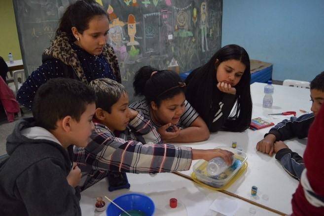 Estudantes colégio particular criam projetos impacto social
