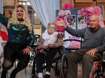 drag queens mudam asilo