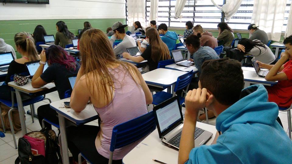 Google leva tecnologia e eficiência para salas de aula noBrasil 3