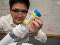 engenheiro cria robô evita vazamento água tubulações