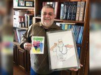 filha ilustra história infantil pai ganha desenho ziraldo