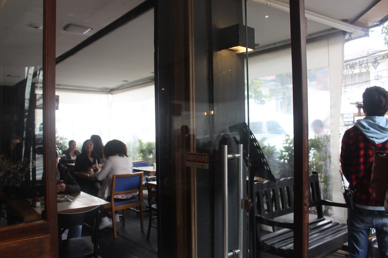 crianças comem de graça em restaurante na Oscar Freire