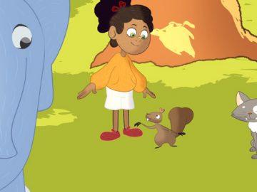 Primeiro desenho animado Libras YouTube