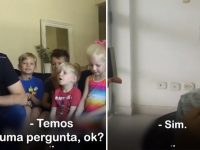 família califórnia adota menino colombiano após férias