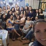 brasiliense vive portugal ganha chá de bebê Brasil