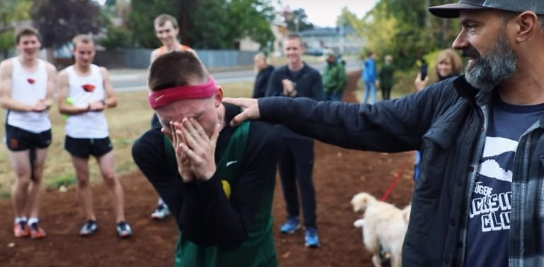 Nike assina primeiro contrato com atleta portador de deficiência