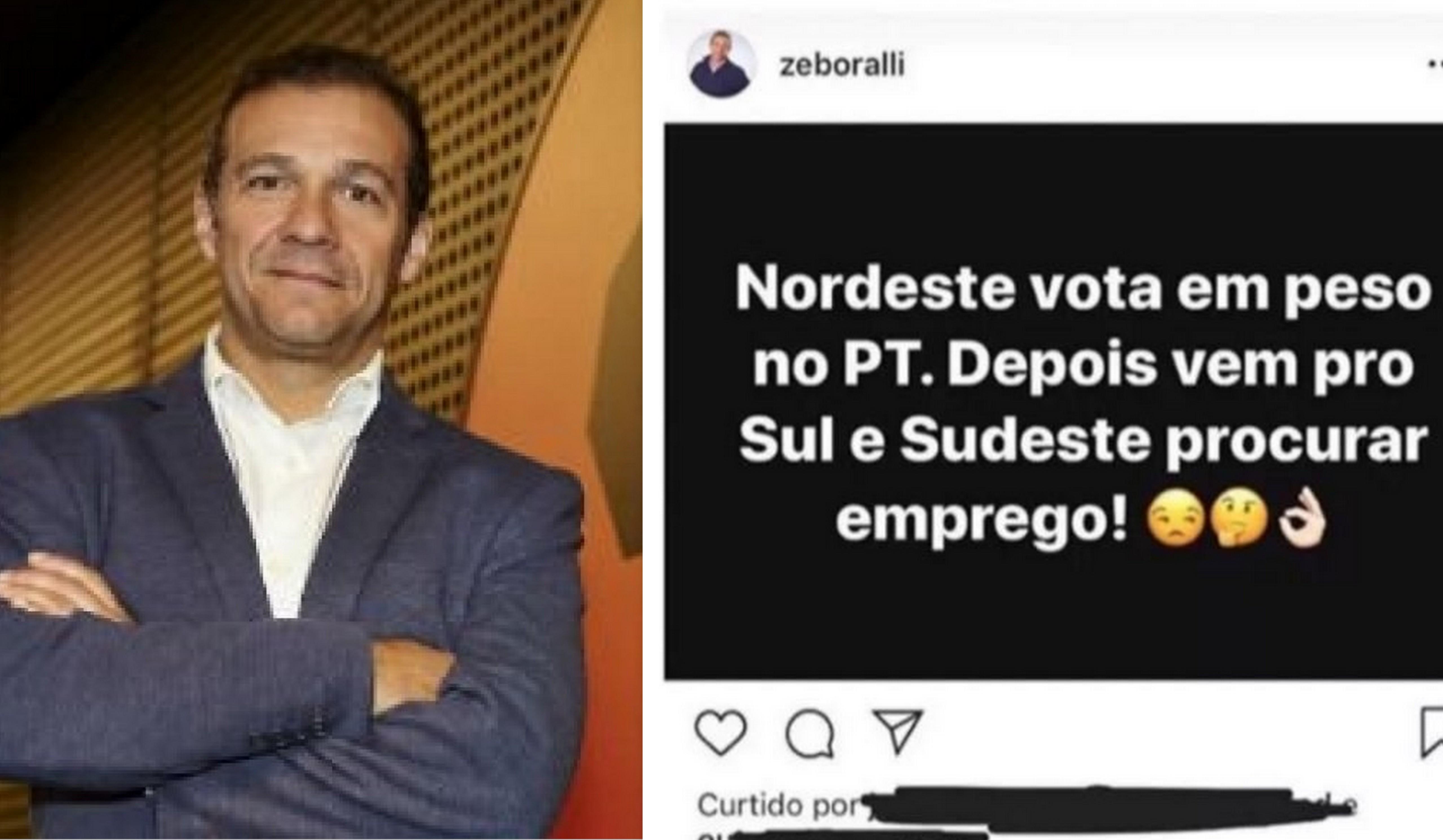 Publicitário reage com preconceito a nordestinos nas redes sociais e é afastado de empresa 1