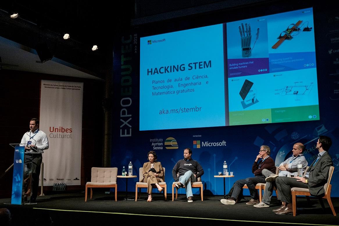 Evento discute tecnologia na educação e revela projetos para 2030 2