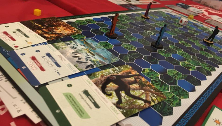 jogo sobrevivência na amazônia educação ambiental