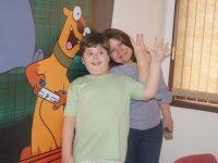animações crianças autismo