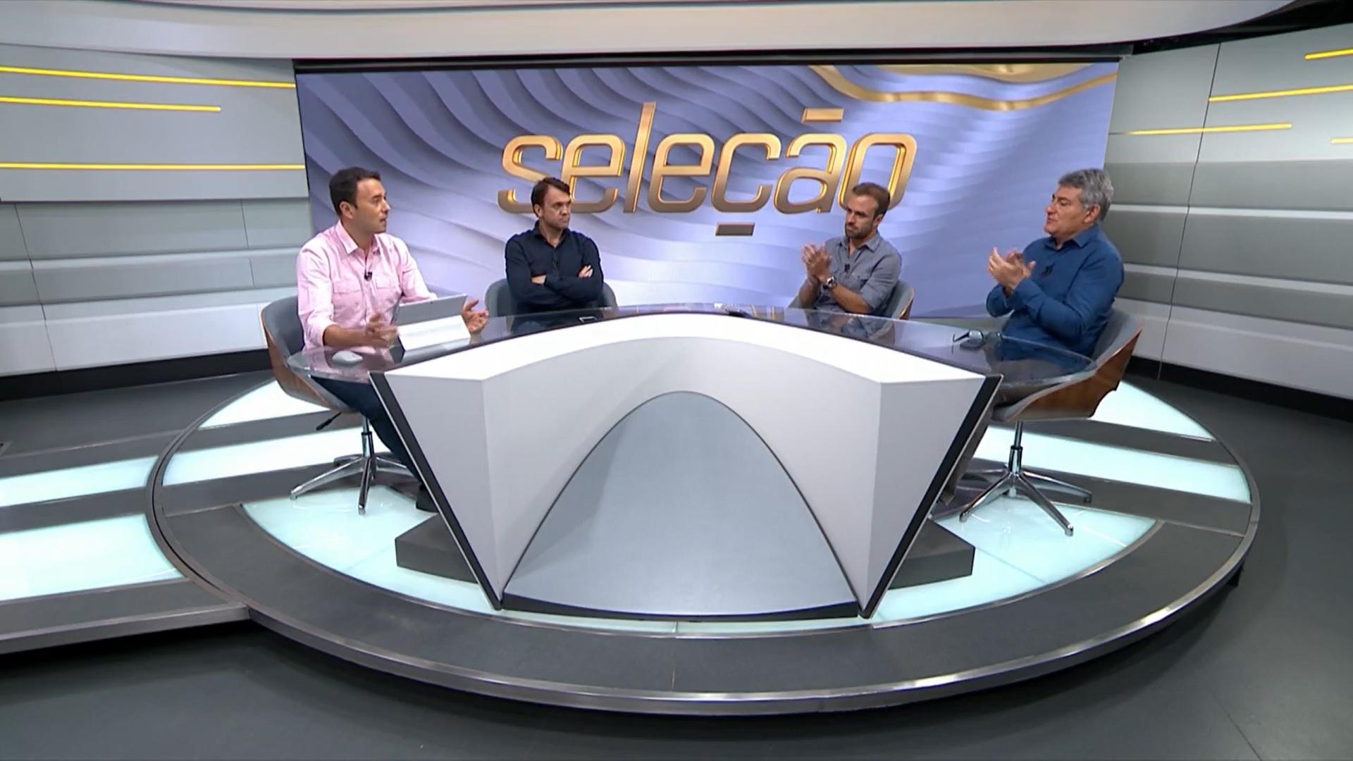 Comentaristas do SporTV fazem homenagem ao Movimento Negro no Dia da Consciência Negra