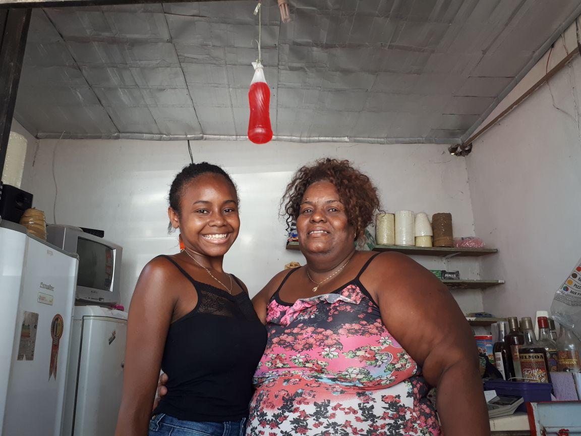 caixas de leite forro conforto térmico famílias baixa renda