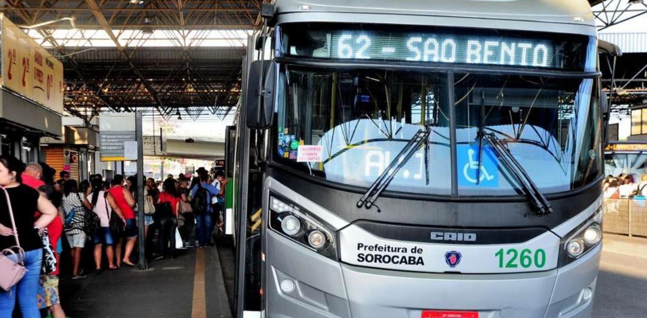 Assentos dos ônibus de Sorocaba serão todos preferenciais
