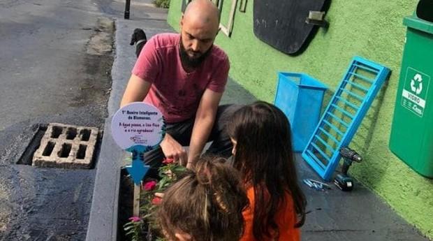 Brasileiro cria filtro para bueiros de rua não entupirem