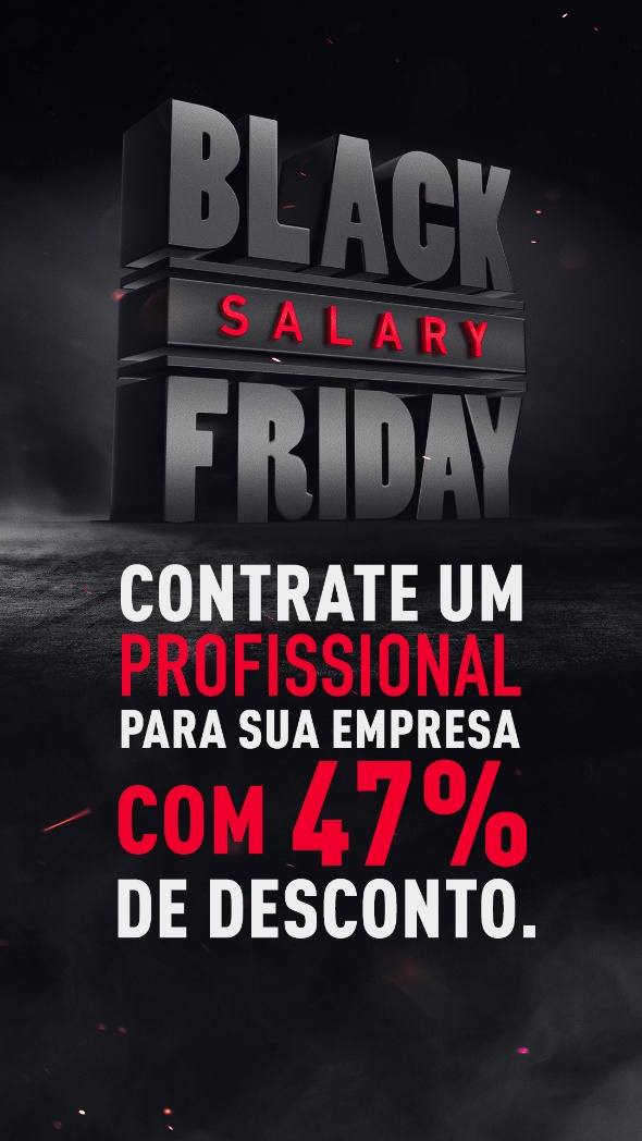 black friday desigualdade