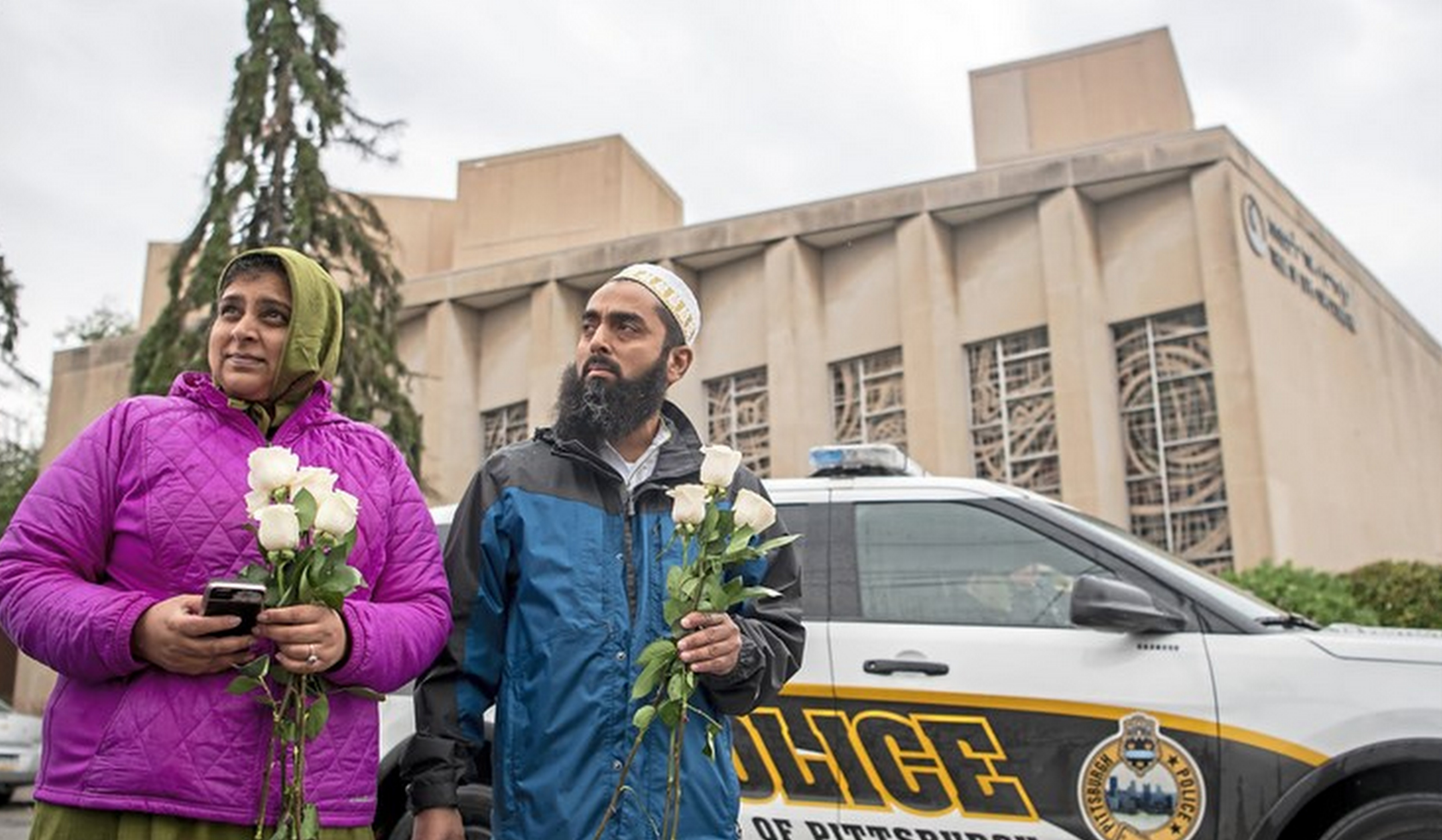 Muçulmanos arrecadam mais de U$180 mil para vítimas de ataque em sinagoga 1