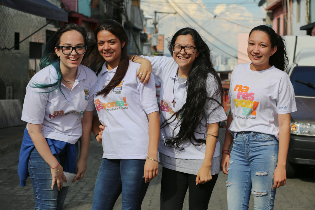 ambev reconhecida iniciativas juventude diversidade
