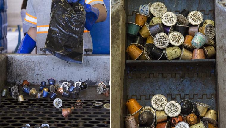 nespresso plataforma virtual reciclagem