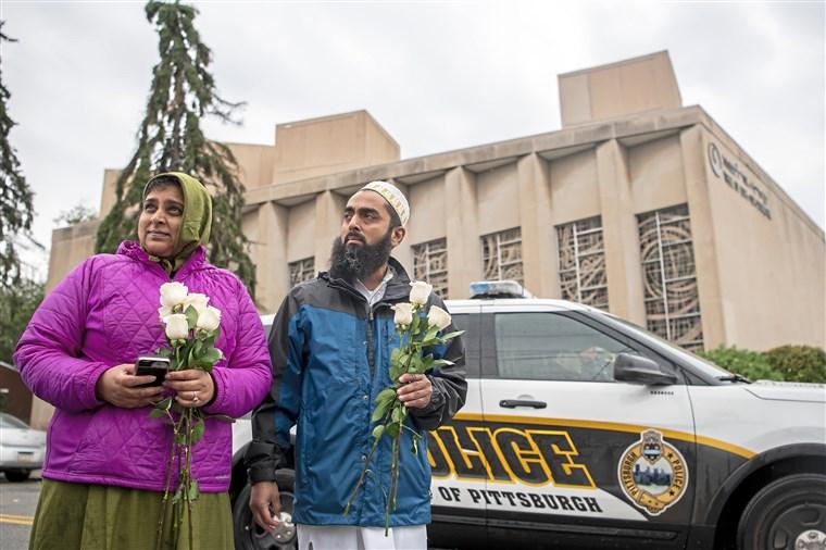 Muçulmanos arrecadam mais 180 mil vítimas ataque