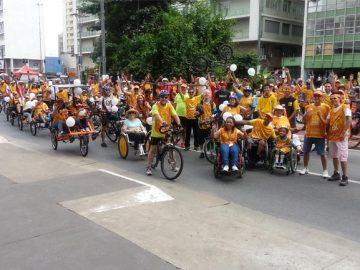 são paulo promove virada inclusiva pessoas deficiência