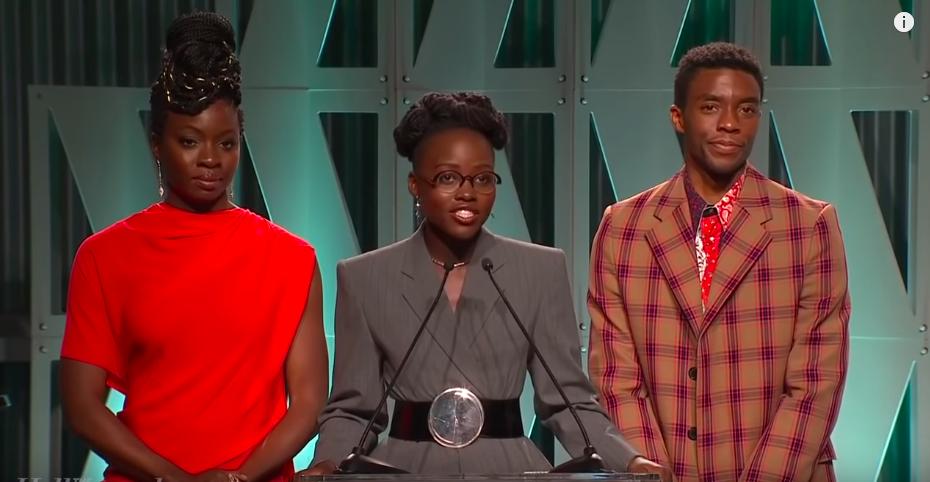 Estrelas do filme Pantera Negra anunciam bolsa de US$ 250 mil para jovens mulheres 1