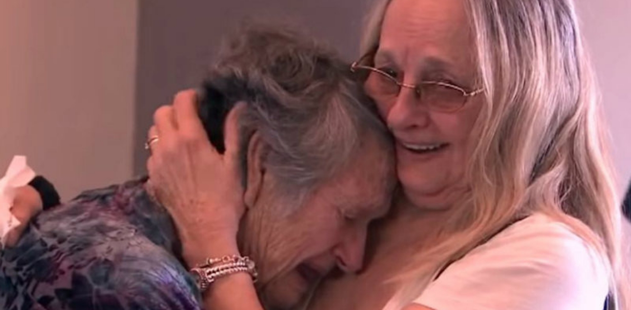 Aos 88 anos, mãe encontra filha que pensou ter morrido no parto