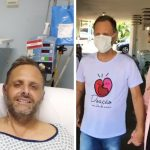 Esposa doa rim para ex-marido doze anos após separação