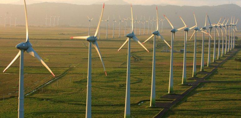 Escócia alcança 100% de capacidade de produção de energia eólica