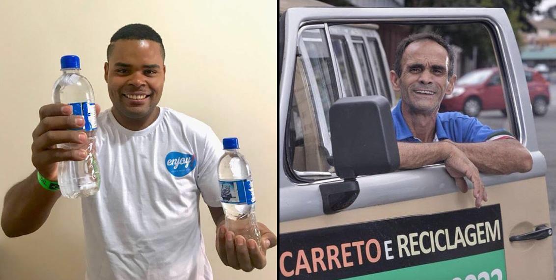 A distribuidora de água e açaí que só emprega ex-moradores em situação de rua 1