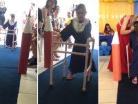 menina down recusada escolas particulares formatura escola pública