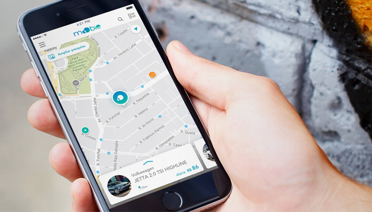 aplicativo renda extra donos veículos parados
