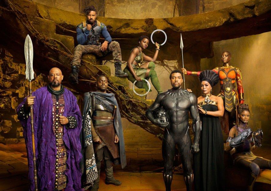Estrelas do filme Pantera Negra anunciam bolsa de US$ 250 mil para jovens mulheres