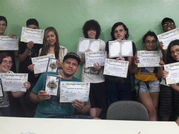 alunos escola pública produzem HQs