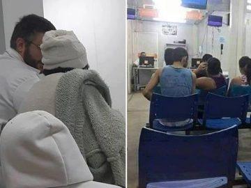Pacientes presenciam atendimento em UPA em São Bernardo e elogiam médico 1