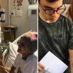 família inteira luta com otimismo contra câncer